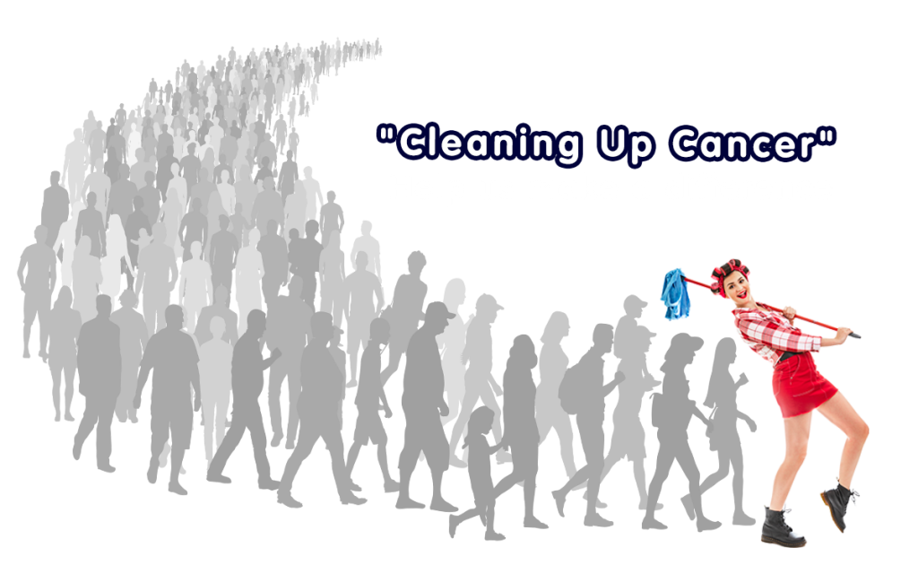 Cleaning Up Cancer